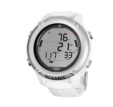 Oceanic Geo 4.0 Wrist Computer - White - NIB