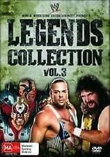 WWE LEGENDS COLLECTION Vol 3 7DVD NEW