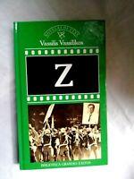 Z Vassilis Vassilikos Colección Novelas De Cine Libro Orbis 1987