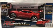 New Bright RC Sports 2017 Camaro SS 50th Radio Control Vehicle Toy 80 ft Range