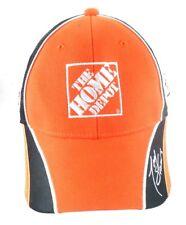 Home Depot Tony Stewart  Joe Gibbs Racing Team Pit Crew 2008 Strapback Cap Hat
