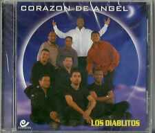 Los Diablitos Corazon De Angel Latin Music CD New