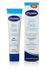 DERMISA SKIN FADE CREAM 2-PACK DARK SPOTS FRECKLE BLEMISH EVEN SKIN FDA APPROVED