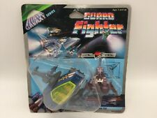 Guard Fighter Galaxy Series Silverlit Toy Space Spaceship Robot Blue MOC 1980's