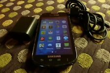 Samsung SCH-1200PP Mobile Phone - Verizon 4GLTE -  & 16 GB Micro SD CARD #9095