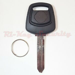 New Replacement Key For Nissan Infinity Vehicles NI02 Transponder Chip TEX 4D60