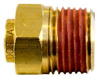 FASS PLB-1238 Specialty Fitting 1//2 Push Lock 3//8 Bead