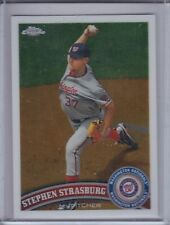 STEPHEN STRASBURG 2011 Topps Chrome #120 (C6461)