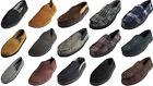 Perry Ellis Portfolio Mens Microsuede Moccasin Slip-On Indoor/Outdoor Slipper