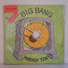 """Fantasy Ten – The Big Bang (Vinyl 12"""", Maxi 45 Tours)"""