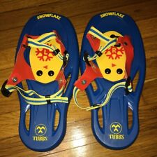 Tubbs Snowflake Snowshoes for Kids Children 3-6 Years & up to 50 lbs