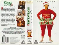 The Santa Clause - 1994 Walt Disney Home Video Classic starring Tim Allen on VHS