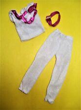 Vtg Barbie 80s Doll Clothes Lot CREATA LACE CELEBRITY ROCK STAR Set fits JEM #3