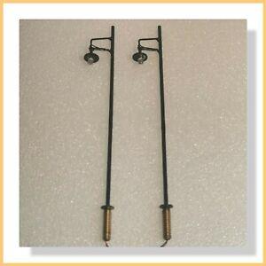 Yard Lights 105mm 3v - Free 12v Resistor - OO Gauge (2pcs)