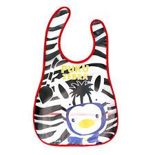 PUKU Waterproof Bib Zebra