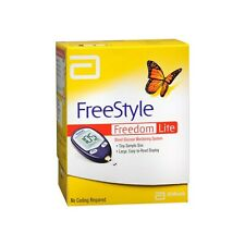 FreeStyle Freedom Lite Blood Glucose Monitoring System exp:11/24 (27C)