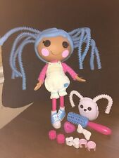 """Lalaloopsy Silly Hair Mittens Fluff N Stuff RARE VHTF large full size 13"""" doll"""