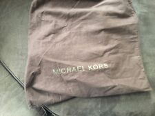 MICHAEL KORS BLACK SINGLE STRAP LEATHER SATCHEL WITH TOP ZIPPER NEW WITHOUT TAGS