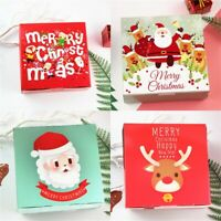 Christmas Design Festival DIY Paper Box Party Tool Gift Wrap Candy Gift Boxes