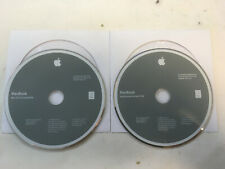 ? MacBook Mac Install DVD 2Z691-6291-A  2Z691-6292-A
