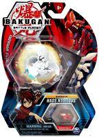 Bakugan Battle Planet Battle Brawlers Trhyno Action Figure With Trading Card