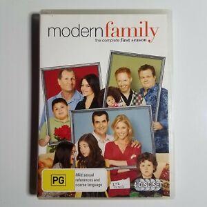 Modern Family: The Complete First Season | DVD TV Series | Sofía Vergara | Used