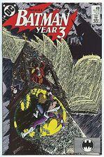 BATMAN #439 (Sep 1989, DC) NM/MT 9.8 W ROBIN ORIGIN NIGHTWING APP PEREZ COVER