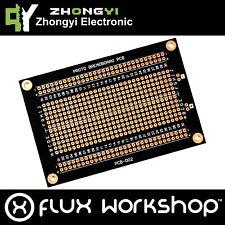 Zhong Yi 400pt Breadboard Protoyping Vero Copper Soldering ZY-60 Flux Workshop