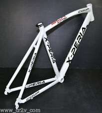 1200 X-PERIA Cadre Route Alu Taille 52 Blanc Size New Alloy Road Frame Rahmen