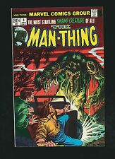 The Man-Thing #4, NM-, Newly Acquired Collection
