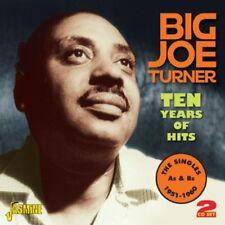 Big Joe Turner - 10 Years of Hits [New CD]