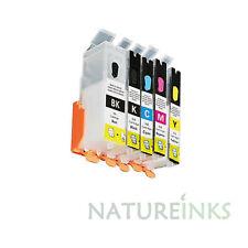 5 vacío relleno rellenable cartuchos de tinta kit para PG570 CLi571 Canon no