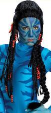 Perruque Avatar Neytiri licence rubies spectacle theatre deguisement costume