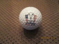 LOGO GOLF BALL-2012 WOMEN'S U.S. OPEN AT BLACKWOLF RUN GOLF CLUB....PROV1 BALL!!