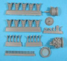 Vector Resin 1/32 scale Wright R-1820G (mid) Shvetsov M-62/M-63 Engine VEC32-005