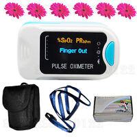 Contec oxymètre de pouls,OLED Finger Tip,Moniteur d'oxygène du sang,SPO2,PR,HR