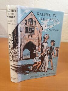 ELSIE J. OXENHAM Rachel in the Abbey - 1st ed 1951 in PHOTOCOPY d/j -