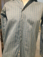 JOHN VARVATOS  Button down Long sleeve  shirt !!! Size 18, Preowned !!!