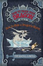 How to Train Your Dragon: How to Ride a Dragons Storm by Cressida Cowell