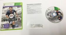 FIFA Soccer 13 - Microsoft Xbox 360 - Complete - Tested