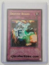Yu-Gi-Oh Destiny Board 5 Card Complete Set F I N A L Mixed Sets Mixed