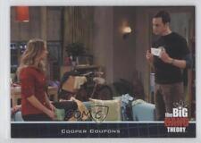 2013 Cryptozoic The Big Bang Theory Seasons 5 Print Test #53 Cooper Coupons 0c3