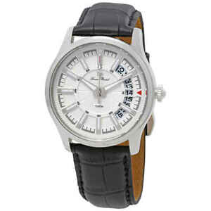 Lucien Piccard Del Campo Silver Dial Men's Watch LP-40025-02S