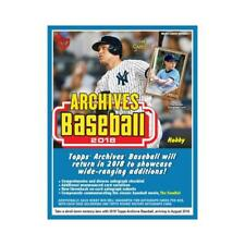 2018 Topps Archives Insert Cards (All Sets included) Pick From List