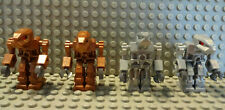 ( B6 /12 ) Lego Exo Force Figuren 7711 7721 8101 8105 8117 ZUR AUSWAHL Gebraucht