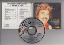 ENGELBERT HUMPERDINCK As Time Goes By CD SUCCESS LABEL FRANCE