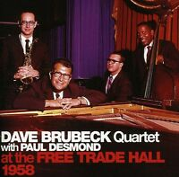 Paul Desmond - At the Free Trade Hall 1958 [New CD]