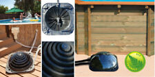 swimming pool solar heating pod