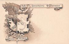* MILITARE - 68° Regg.Fanteria Brigata Palermo