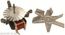 Bauknecht Prima Ignis Integra Whirlpool IKEA & Magnet Fan Oven Cooker Motor